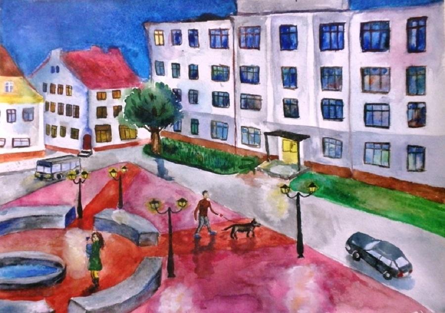 Вместе строим будущее: нарисовав дом своей мечты, можно выиграть призы