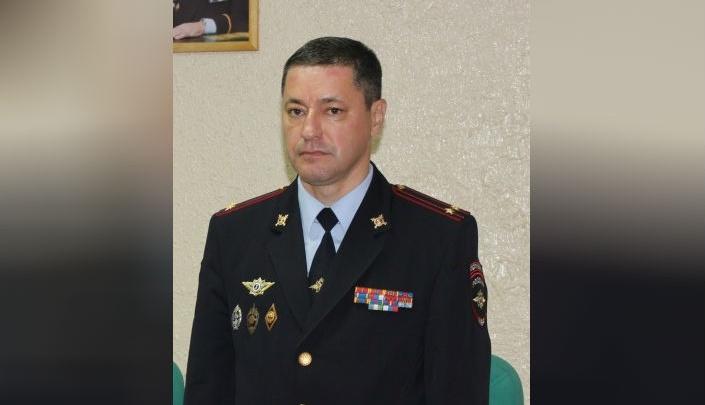 Прибыл из Тюмени: уволенному после секс-скандала начальнику МВД Уфимского района нашли замену