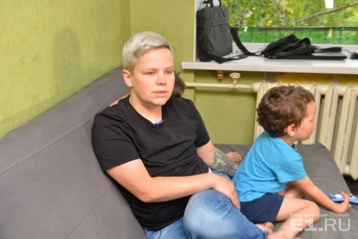 Юлия Савиновских надеялась рассказать Путину, что суд забрал у неё двух приёмных детей