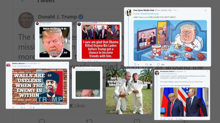 «Разве Путин разрешал тебе это говорить?»: что пишут люди под твитом Трампа о взрыве у Нёноксы