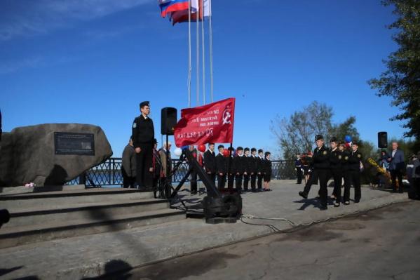 Митинг памяти пройдет на набережной Георгия Седова