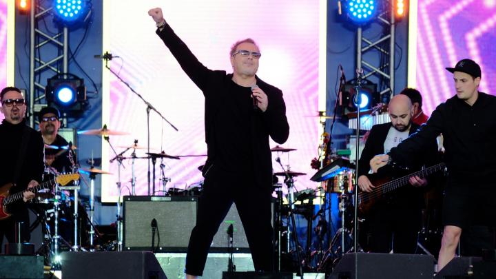 «Как же мы согрелись!» Владимир Пресняков опубликовал видео с концерта в Перми