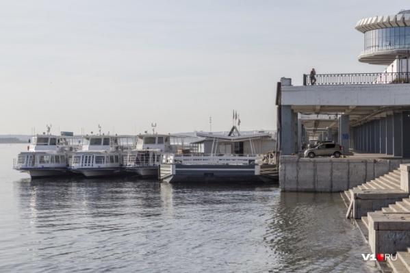 Три речных маршрута обойдутся мэрии чуть больше чем два миллиона рублей