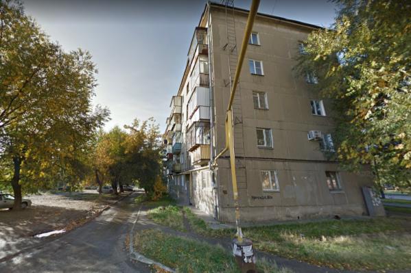 Электроэнергию к дому на Гагарина, 37 не подключили в целях безопасности