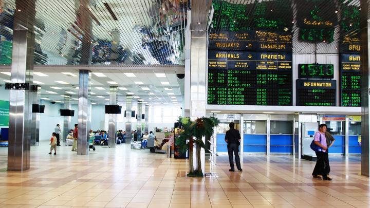 Заядлого курильщика сняли с авиарейса «Новосибирск – Москва»
