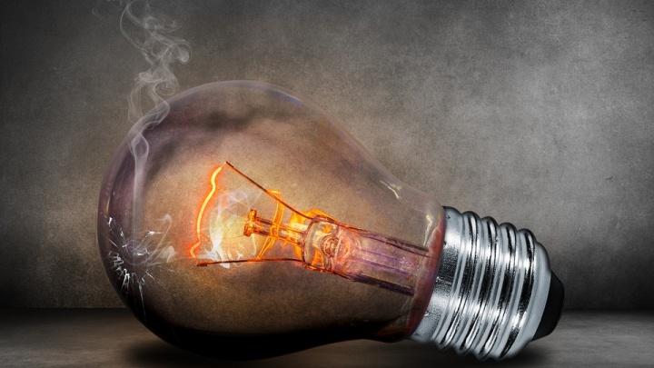 Электричество отключено в более чем 800 домах в Ленинском районе