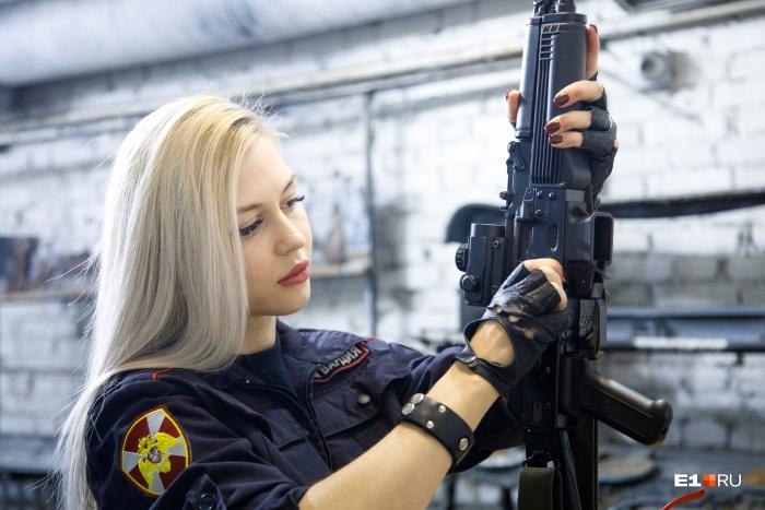 Кто сказал, что стрельба не женское дело?