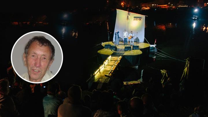 Стало плохо на заседании: президент Грушинского клуба Борис Кейльман попал в больницу