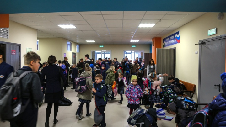 На карантин в Башкирии закрыли 11 школ и один детский сад