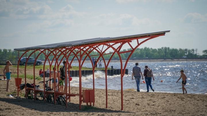 В Перми началась подготовка к пляжному сезону. Где будут дежурить спасатели?