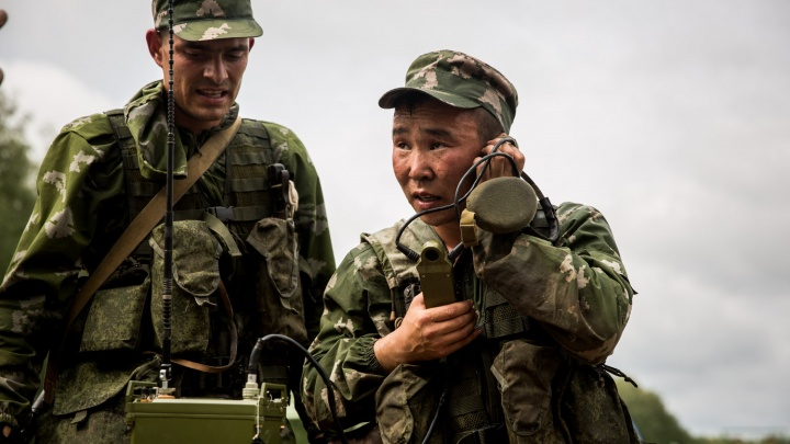 Военных научили бороться с джихад-мобилями под Новосибирском