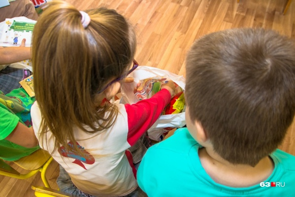 Места в группах смогут получить 1185 детей