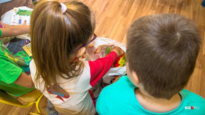 В Самаре открыли набор детей в 6 новых детских садов