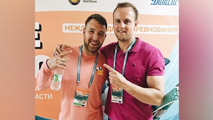 Олимпийский чемпион поддержал сборную России на Кубке по водному поло в Челябинской области