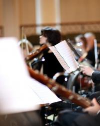 Национальный симфонический оркестр Республики Башкортостан «перешел на зеленый»