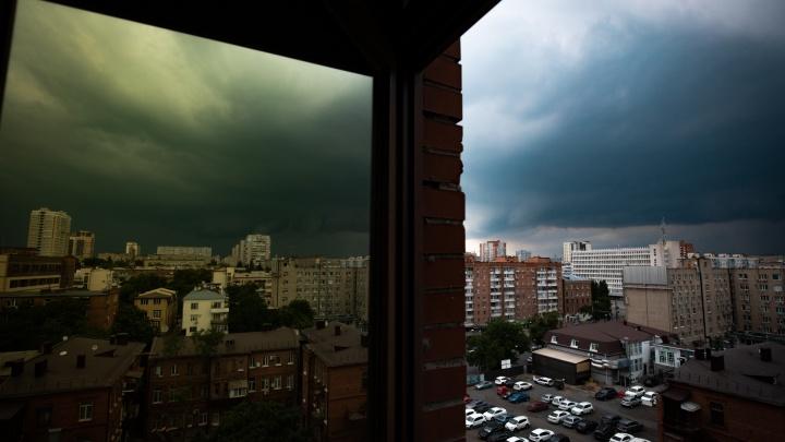 В ближайшие несколько часов на Ростовскую область налетит шторм