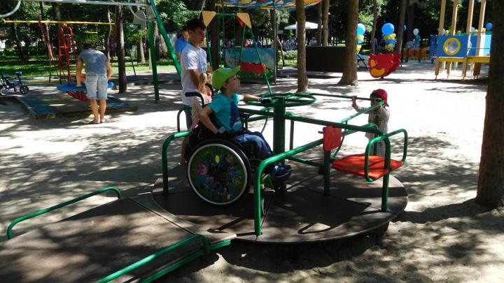 Массовое благоустройство: парки и дворы в Ростове приведут в порядок до 1 ноября