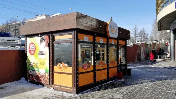 «Месяц длинных ковшей»: зачем в Омске массово сносят киоски
