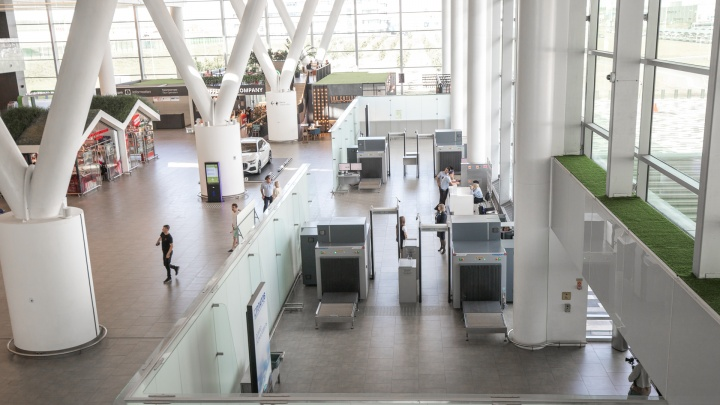 Из аэропорта Платов украли улику по уголовному делу