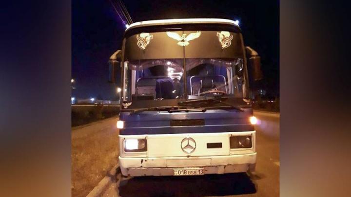 Автобус до Таджикистана поймали на Северном шоссе и сняли с рейса: там оказались нелегалы