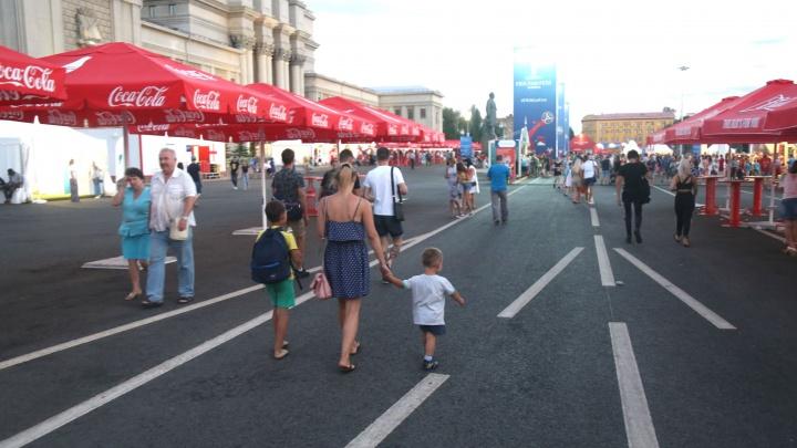 Самарцев приглашают на массовую уборку площади Куйбышева