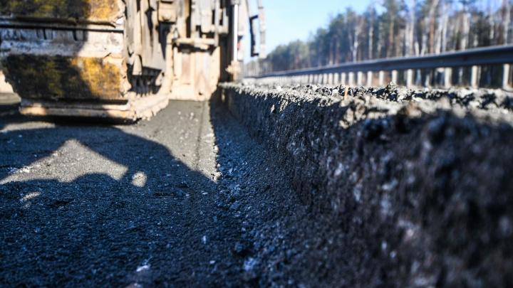 Готовьтесь к пробкам: на трассе Екатеринбург — Курган ограничат движение из-за ремонта переезда