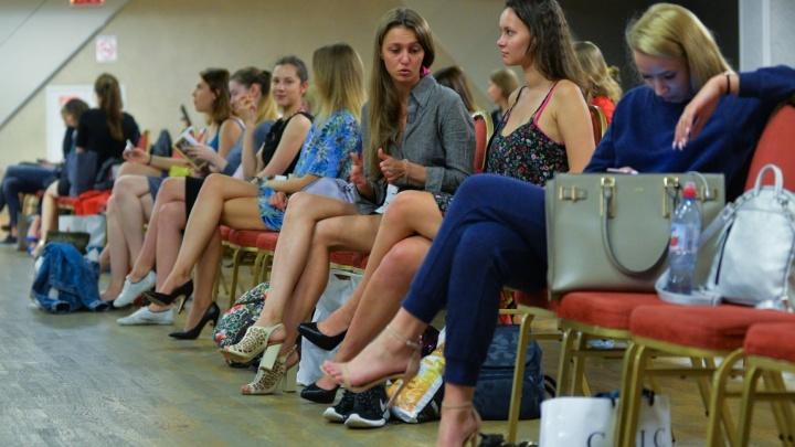 """Конкурс """"Мисс Екатеринбург"""" покинули две участницы, ещё шесть - в кандидатах на вылет"""