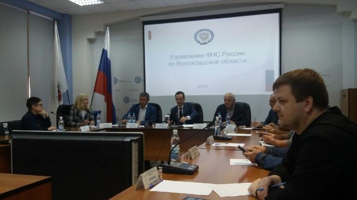 «Налоговая не кошмарит бизнес»: в Волгограде проходит пресс-конференция главы УФНС