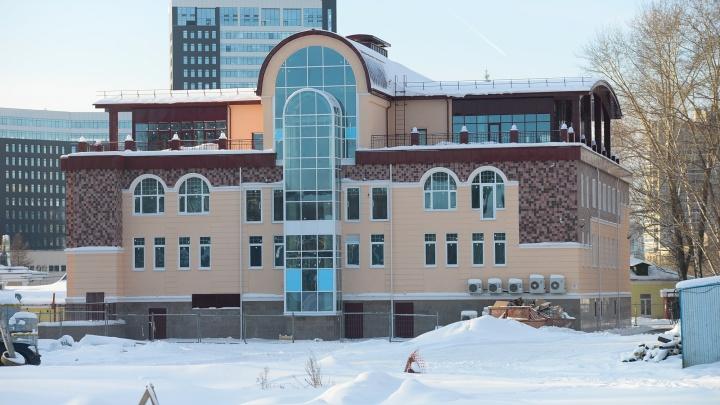 Свердловские власти передадут РЖД здание вокзала детской железной дороги в парке Маяковского