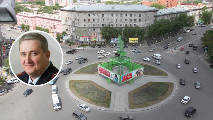 Теперь официально: ГИБДД Новосибирской области возглавил красноярец