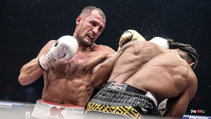 Российский боксер Сергей Ковалёв отстоял титул чемпиона мира в бою с Энтони Ярдом
