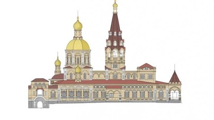 """""""Вы не обманете новоделом тех, кто был в Ярославле"""": эксперты - о новом проекте Успенской церкви"""