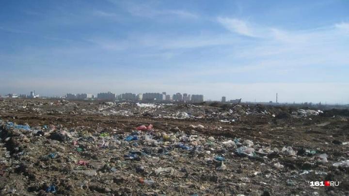 Мусорная полиция: жители Ростовской области пытаются бороться со свалками у своих домов
