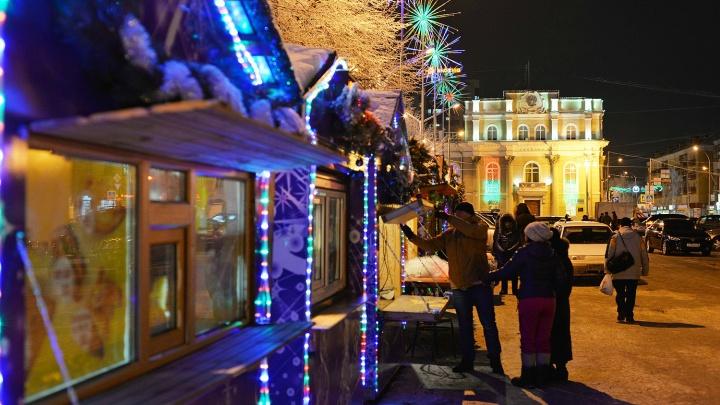 В Кургане 22 декабря начнёт работать Рождественская выставка-ярмарка