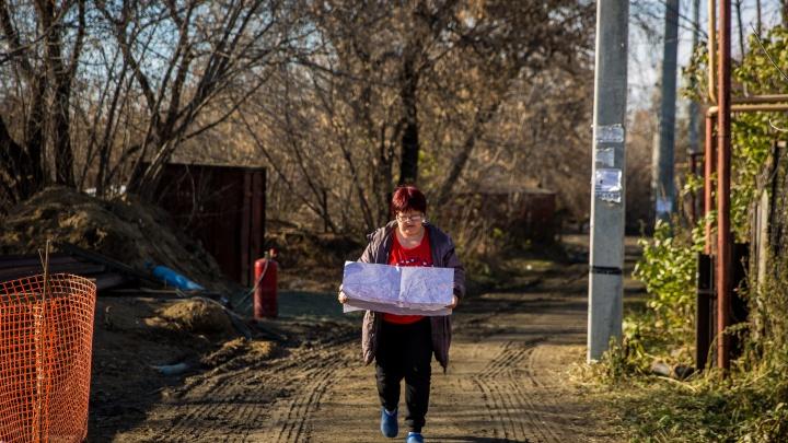 Для стройки нового моста через Обь в Новосибирске снесут больше 700 зданий, ларьков и гаражей