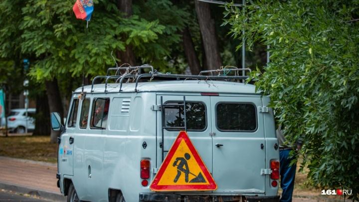 Проезда нет: на одной из улиц Ростова ограничат движение на всё лето