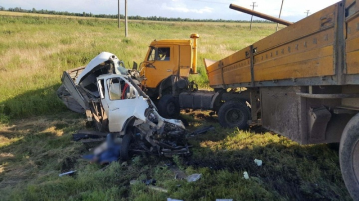 Житель Башкирии погиб в ДТП на трассе Оренбург–Уфа
