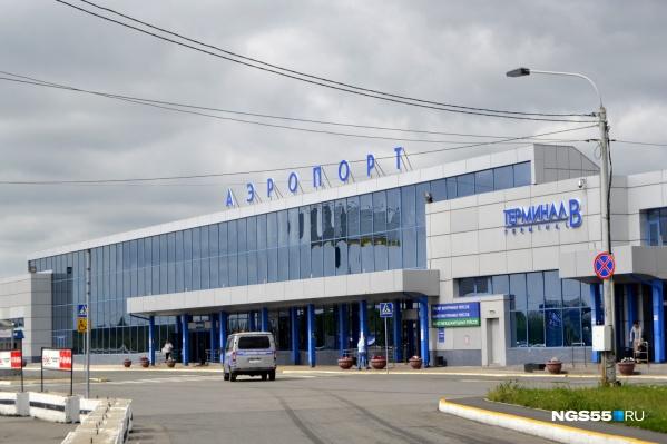Подробности переименования аэропорта Омск-Центральный пока неизвестны