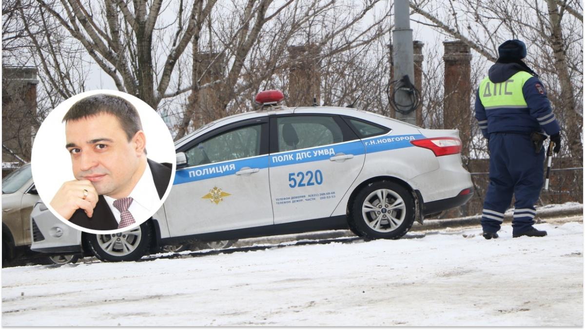 СК проверяет, пытался ли замминистра, устроивший пьяное ДТП, дать взятку сотрудникам ГИБДД