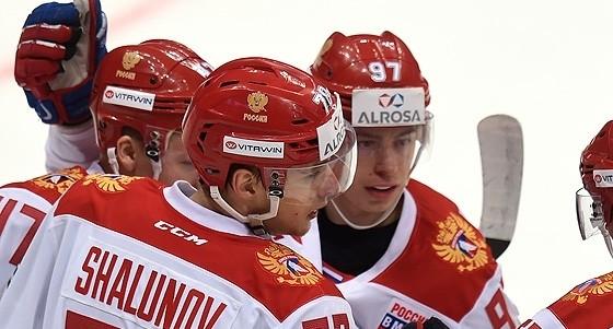 Российские хоккеисты разгромили финнов и выиграли Кубок Первого канала