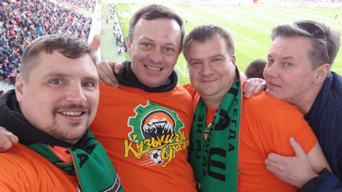 Супербитва в режиме онлайн: «Урал» с минимальным счётом проиграл «Спартаку»