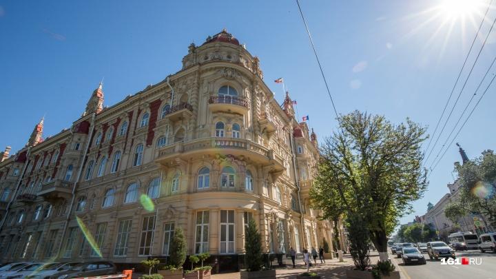 Стало известно, какая компания отремонтирует вестибюль мэрии за 22 миллиона рублей
