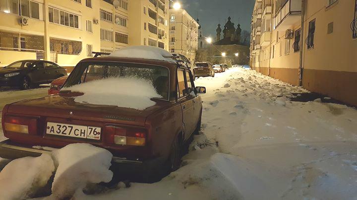 Бесплатно в добрые руки: ярославский телеведущий раздаёт прошлогодний снег