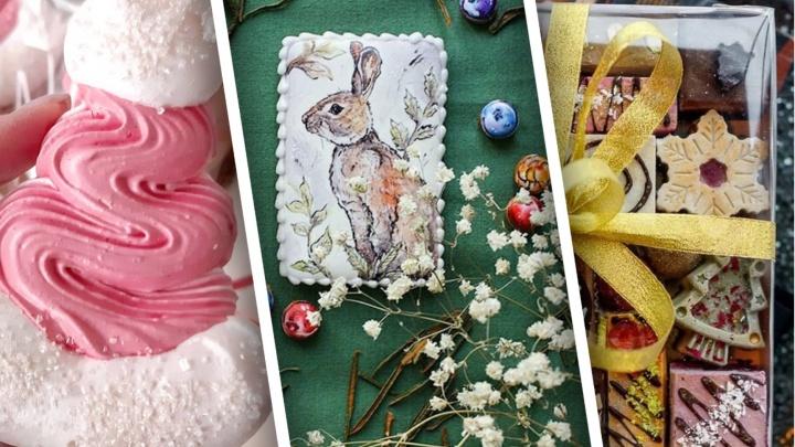 Экзотичный пряник, козули и сырные конфеты: ищем вкусные подарки к Рождеству у северных мастеров