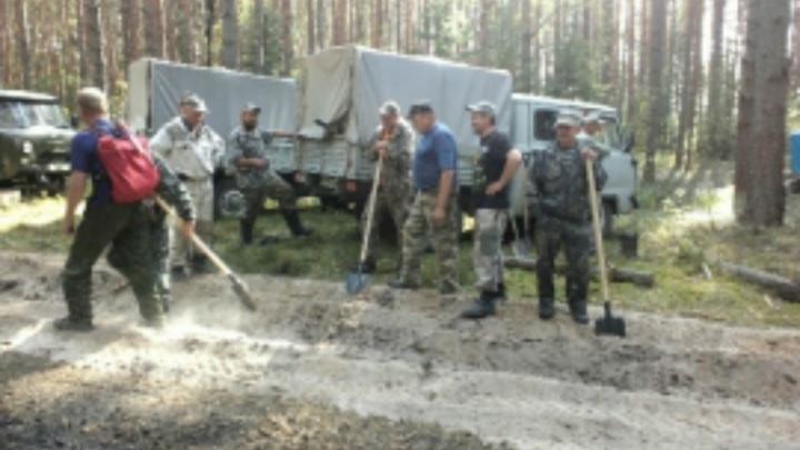 Лесные пожары добрались до Ярославской области