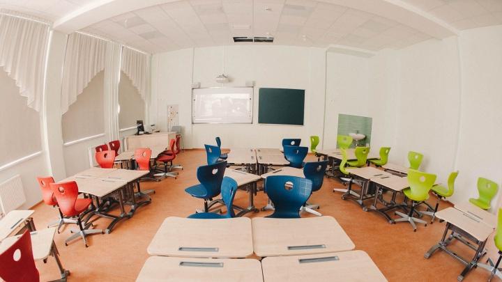 Из-за вспышки ОРВИ в шести тюменских школах отдельные классы закрыли на карантин