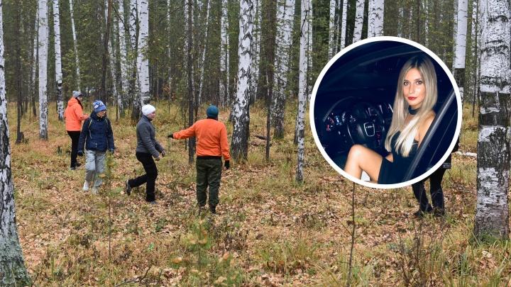 Ксению Каторгину ищут уже 8 часов: всё, что нужно знать о поисках пропавшей екатеринбурженки