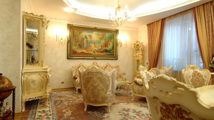 Мраморная лестница и стиль лофт: рассматриваем пять самых дорогих квартир Омска