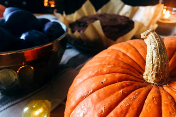 Блюда из тыквы не просто украсят стол, но помогут печени наутро