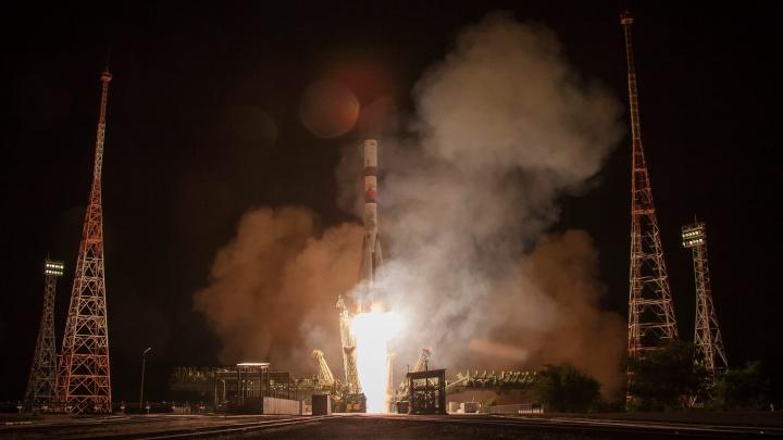 Самарские двигатели вывели на орбиту ракету-носитель «Союз2.1а»